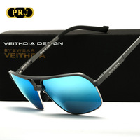 Aluminum Magnesium Alloy Polarized Sunglasses Men Vintage Male Sport Sun glasses Accessories Driving Google Eyewear 6521