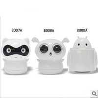 Sale Mini Speaker Amadora Charge Small Speaker Harbby Cartoon Mini Computer Audio Mobile Phone mp3 MP3 mp4 Rechargeable Stereo