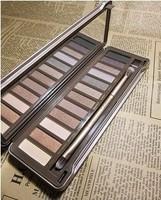 Free shipping 12 Colours Eye shadow palette Makeup set eyeshadow
