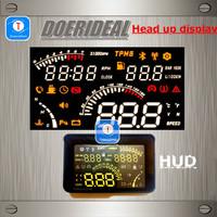 Wholesale Wireless Bluetooth HUD Head-Up Display Car HUD Free Shipping