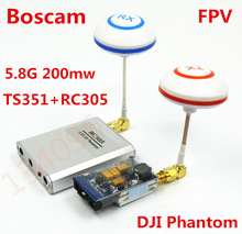 Boscam FPV 5.8Ghz 200mw 8 Channel Audio