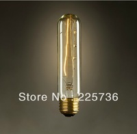 Free shipping edison bulb light bulb decoration lamp t10 tube lights / incandescent Bulbs/pendant light lamp