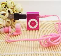 TT&SS: Clip Mini Mp3 Music Player Playerswith Card slot support 2GB 4GB 8GB TF Card MP3+ USB Cable+Earphone: UUU_UU TT&_SS LLKKD