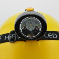 Wireless LED Miner Cap Light KL2.5LM(B)