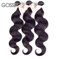 "rosa hair products  indian virgin hair body wave cheap human hair weave 3pcs free shipping 8""-30"" indian hair weave"