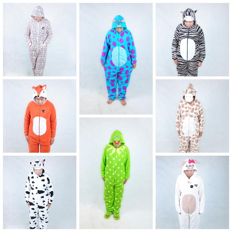 Adult Footed Pijamas 26