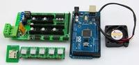 RAMPS 1.4 REPRAP 3D PRINTER CONTROLLER + Mega 2560 + A4988 driver+SD Ramps Breakout