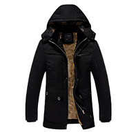 boutique New England Mens winter thick warm fur Hooded Coat,hot selling Winter Jacket Water Proof Men Jacket retail wholesales