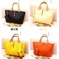 Hot Wholsesale Casual Brand Women's Leather Handbags Fashion Designers Female Messenger Travel Shoulder Bag Ladies Shopping Tote