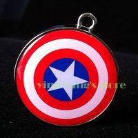 Free shipping! Cartoon Hero Captain America USB Flash Drive Memory Pen/Thumb Drive2GB 4GB 8GB 16GB 32GB Cartoon pen drive