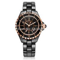 2013 new fashion free shipping women fashion luxury watch vintage calendar wristwatches Model H0682