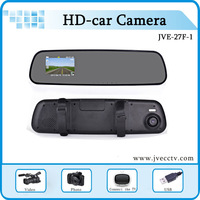 5.MP COMS Car Rearview Mirror Parking Back Up DVR CAMERA  AS HD 1080P G-SENSOR Car Black Box Mirror DVR Motion Detection