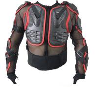 Full Body Armor Motorcycle Jacket protetor de pescoco Chest racing  armour Armor Motor Motocross protector armadura motocross