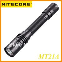 Nitecore MT21A Cree XP-E2 R2 AA LED Waterproof Outdoor Hiking Camping Hiking Flashlight Torch + Free Shipping