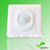 Wall Mounted Motion Automatic Infrared motion Sensor light Switch( BS017)