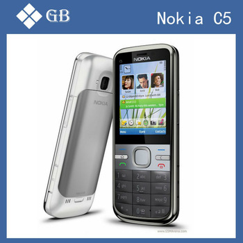 Original  Nokia C5 Bar unlocked gsm cell phones
