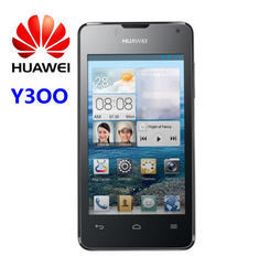 Original Huawei U8833/Ascend Y300 Dual core 4 screen russian 52language smart phone 512M +4G Android 4.1 Dual SIM Free shipping