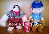 30cm- 40cm Wreck-It Ralph & Fix-It Felix USA Movies & TV Stuffed Animals & Plush Learning & Education Dolls & Stuffed Toys