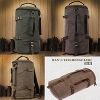 2013cross-body Men backpack canvas bag 4colors casual bag  men messenger bag men travel bags men fashion bag