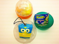 New 5cm Kawaii Phone Accessories Squishys Bun Bag Charm Free Shipping Spongebob Rare Squishy Bread/Mobile Phone Straps