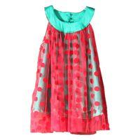 buy wholesale clothing girl dress 5pcs/lot 2014 new fashion girl dress polka dots children's apparel