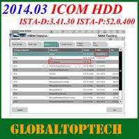 DHL Free! 2014.03 Latest Software ICOM & ICOM A2 Software ISTA/D 3.41.30 ISTA/P 52.0.400
