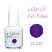 Free Shipping 6pcs/lot Nail Art set soak off UV Gel Nail Polish Gel