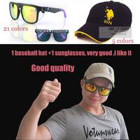 Supreme Snapback hats high quality polo caps men's and women baseball bat cap 100% cotton with sunglasses
