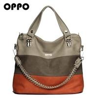 Promotional Hong Kong OPPO brand designer handbags Quality PU Women Shoulder Bag Casual Messenger Bag Wholesale Free shipping