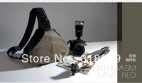 Free shipping New Caseman C10 Camera Case Bag for Sony DSC-RX100 NEX-7K 3NL 5RL 5R 5RY SLT-A58K+ Rain Cover