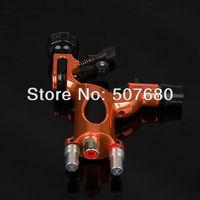 Best Tattoo Machine~~Pop Tattoo Rotary Machines High Quality Dragonfly Tattoo Gun Orange