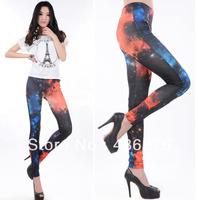 Blackmilk Print Space Cheap Fashion Leggings For Women  Free Shipping