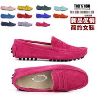 The new Doug shoes, ladies shoes, driving shoes, single shoes, shoes, low shoe, solid color multi-color optional