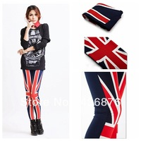 England Flag Meters Print Cheap Leggings For Women Hot Sales and Free Shipping