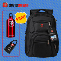 Free shipping wenger Brand SWISSWIN SWISSGEAR backpack/double shoulders bag14/15 inches laptop backpack/sport and causal bag