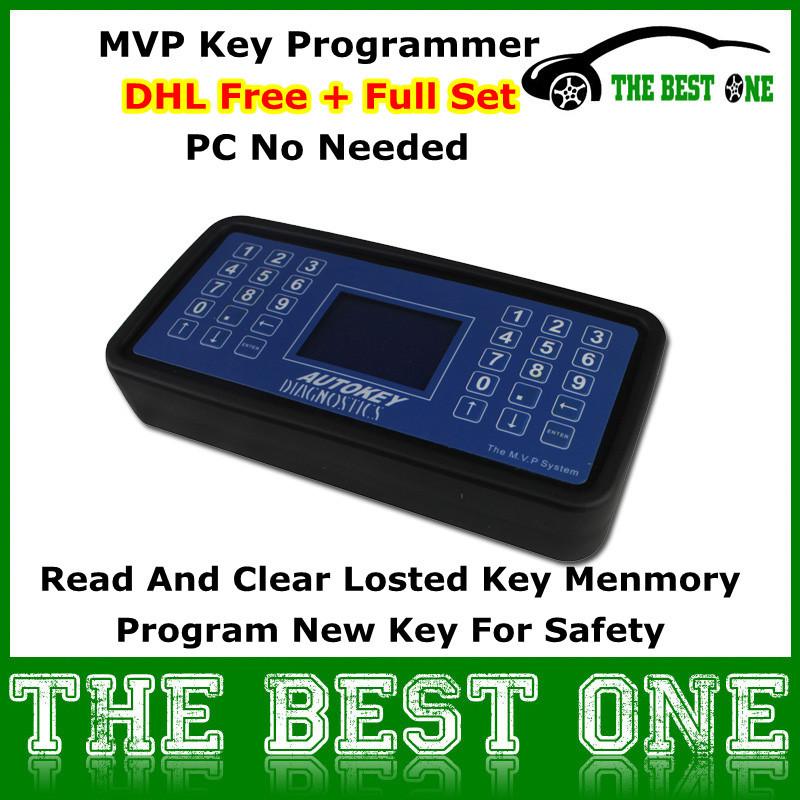 2015 High Quality MVP Key Programmer V14.2 As Key Diagnostic Tool For Multi-Car MVP Pro Key Decoder Spanish/English Optional(China (Mainland))