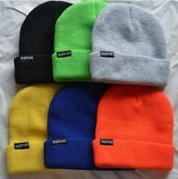 Burton skateboard knitted hat knitted hat skiing neff analog bboy cold cap