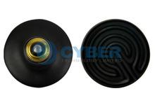 Cheap 6Pcs/Lot New Pet Heat Light Black 100 Watt Ceramic Heat Bulb Reptile Poultry Bulb Lamp TK0793(China (Mainland))