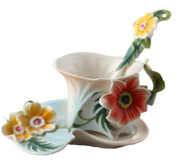 1920x1080 creative coffee flower - photo #25