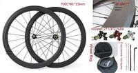 F6R Carbon wheels 60mm*23mm ems shipping