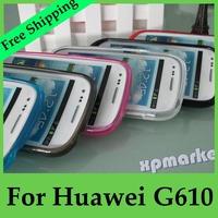 NEW TPU soft case cover for Huawei G610 G610T G610C G610S case UT-HW-G610