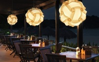 wholesale free shipping iq puzzle lamp iq jigsaw lights small size prompt shipment 100sets per lot