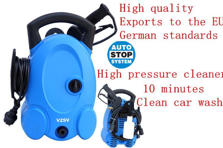 Pressure Cleaner220v Household Car Wash Machinesmart Washwashing