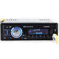 Best price to sell High power Car Radio FM MP3 player with USB SD slot supports Play MP3/WMA forma music