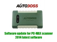 Software Update for AUTOBOSS PC-MAX Scanner