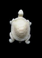 Bone carvings Money turtle   Pendants Hanging ornaments  