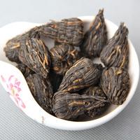 Freeshipping 2014 yr Yunnan black tea wholesale pagoda tea handmade fengqing Dianhong 100g/bags blooming tea