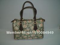 Top grade Fashionable Genuine leather lady shouldbag; Genuine leather shouldbag for women; Genuine leather lady handbag
