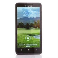 "Original Lenovo A766 Mobile Phone MTK6589m Quad Core 5"" IPS Screen 4GB ROM Android 4.1 Dual SIM 5.0Mp GPS Russian Multi Language"