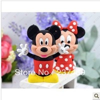 Wholesale free shipping products sell like hot cakes, mickey Minnie USB 4 gb - 64 gb of flash memory stick/vehicle driving USB